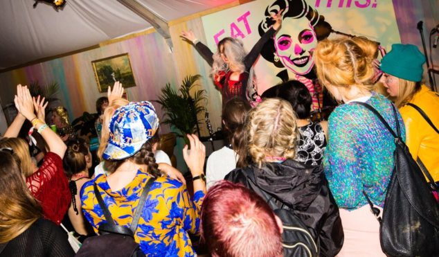 Glastonbury's queer and female safe spaces are keeping its history of radicalism alive
