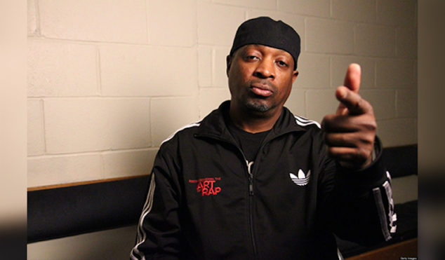 Download Public Enemy's free new album Nothing is Quick in the Desert