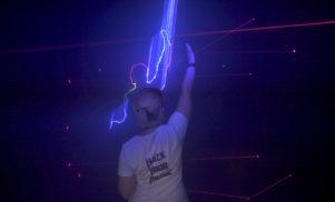 Step inside Curiosibot's Laser Room at Sónar 2017