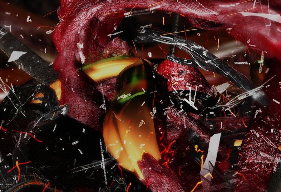 VIOLENCE announces new album Human Dust to Fertilize the Impotent Garden on PTP