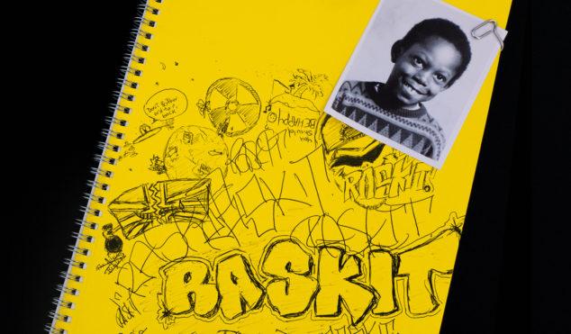Dizzee Rascal's new album Raskit is out next month