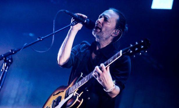 Listen live to Radiohead's Glastonbury set