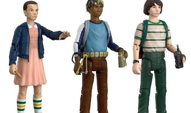 Stranger Things action figures are coming soon