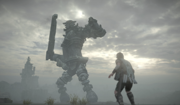 Shadow Of The Colossus remake coming to PS4 next year