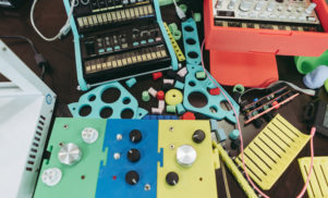 EntresD shows off its 3D-printed music gear at Sónar 2017
