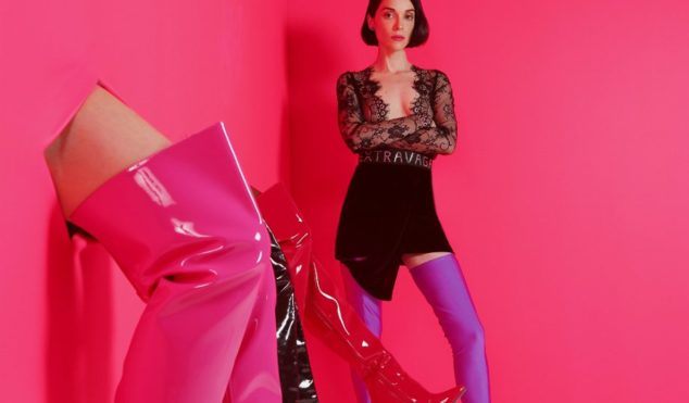 St. Vincent unveils dramatic new piano ballad 'New York'