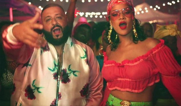 DJ Khaled enlists Rihanna and Bryson Tiller for Carlos Santana-sampling 'Wild Thoughts'