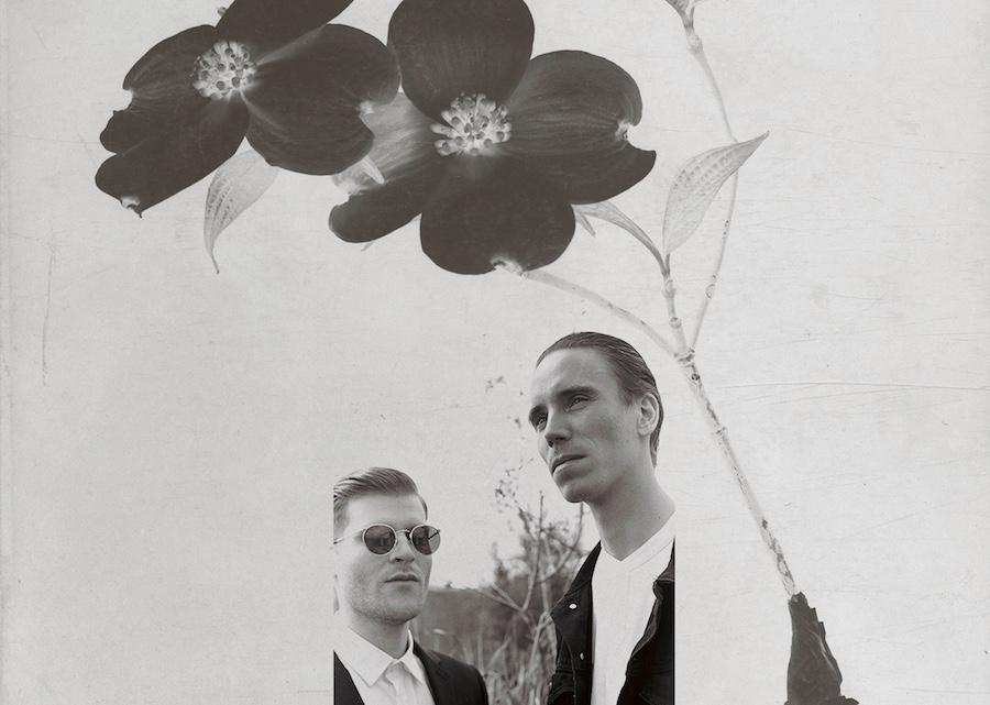 Hear Yair Elazar Glotman and Mats Erlandsson's shattered folk music on Negative Chambers