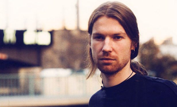 Aphex Twin is up to something on July 6