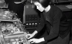 Stream never before heard Delia Derbyshire music on Reform Radio's tribute episode