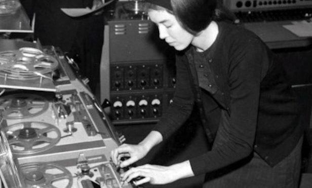 Stream never-before-heard Delia Derbyshire music on Reform Radio's tribute episode