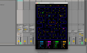 Pac-Man is coming to Ableton Live