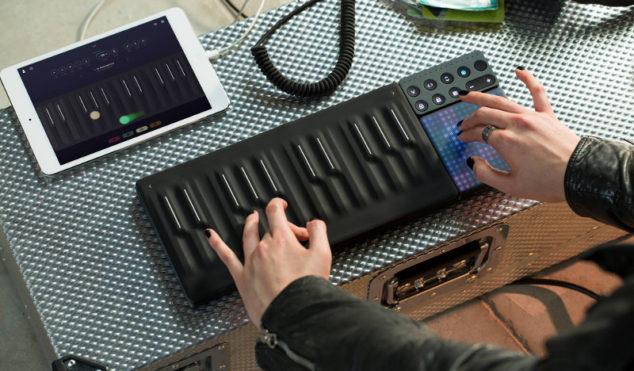 ROLI's Seaboard Block is an expressive keyboard on a budget