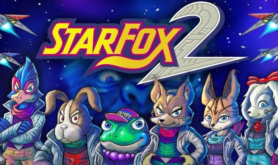Nintendo unveils SNES Classic including legendary unreleased game Star Fox 2
