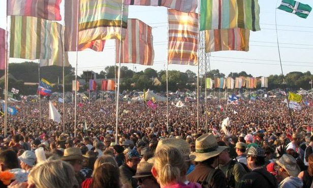 Glastonbury Festival accused of exploiting European workers on zero hours contracts