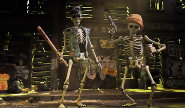 Run the Jewels share claymation video for RTJ 3 track 'Don't Get Captured'