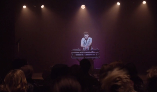 Hudson Mohawke and Sky Ferreira appear on Twin Peaks
