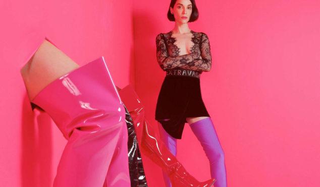 Singles Club: St. Vincent plugs into piano ballad mode on soaring heartbreak anthem 'New York'