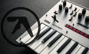 Listen to a brand new Aphex Twin track made with Korg gear