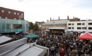 """Hackney Council is """"not going to sell"""" NTS Radio London HQ Gillett Square"""