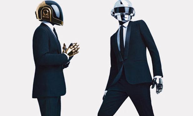 Marching band performs Daft Punk at Paris Bastille Day parade