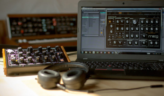 Moog updates Minitaur synth with new LFO waveforms and more