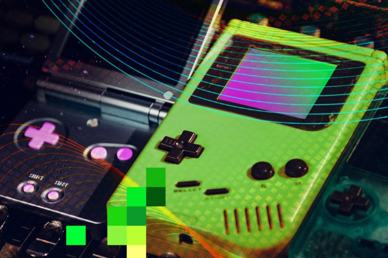 Native Instruments releases chiptune expansion for Maschine