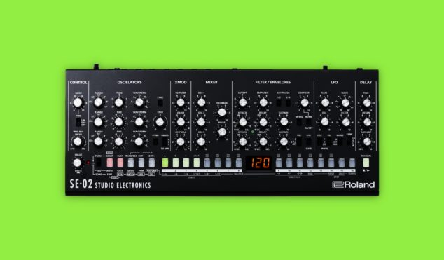 Roland SE-02 review: A near-perfect analog monosynth for under $500