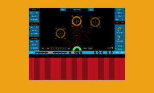 SynthScaper is an iOS app for making ambient soundscapes