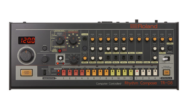 Roland is releasing new versions of its iconic 808 drum machine and 101 synth