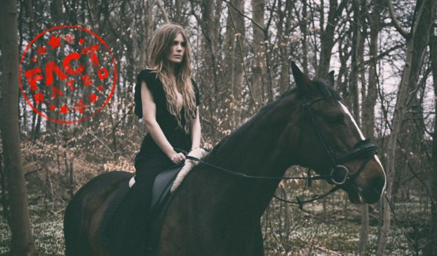 Myrkur expands the horizons of black metal and dream pop on her nightmare-fueled new album