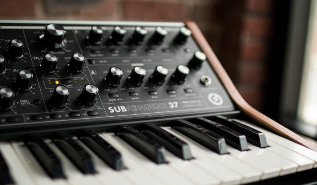 Moog releases new analog synth, Subsequent 37