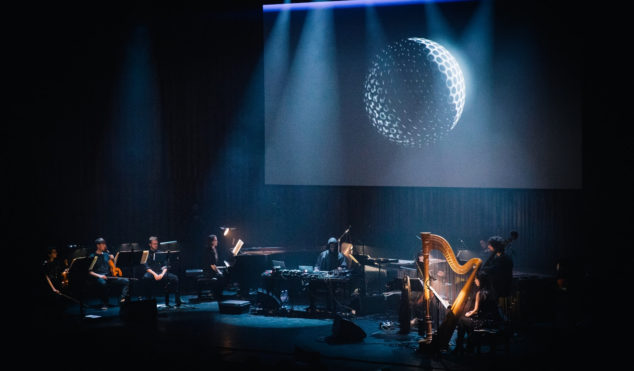 Actress announces EP with London Contemporary Orchestra