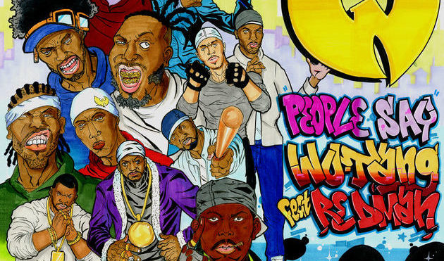 Wu-Tang Clan return for new single 'People Say' featuring Redman