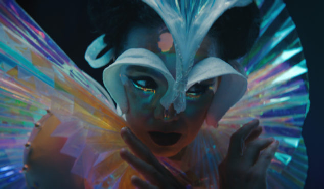 Björk shares incredible new video for 'The Gate'