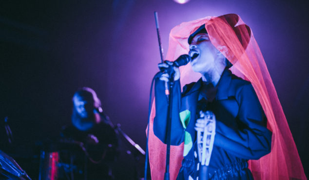 Little Dragon were made in Gothenburg