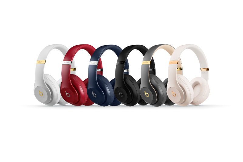 Beats' new Studio 3 headphones have improved battery life and noise cancelation