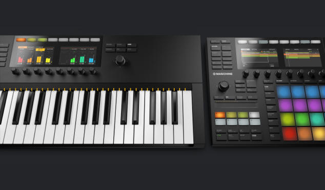 Native Instruments unveils brand new Maschine and Komplete Kontrol hardware