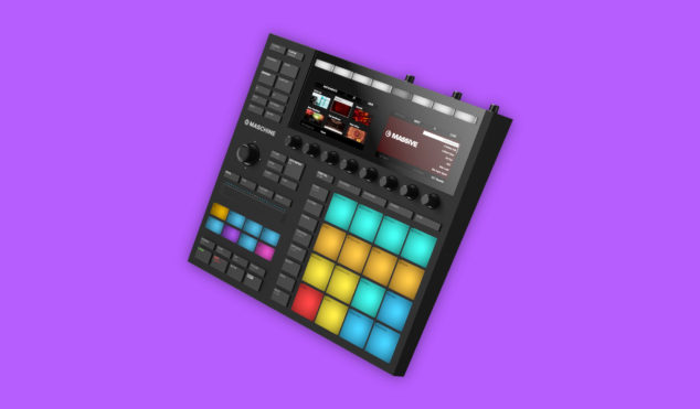 Maschine MK3 review: Less like a MIDI controller and more like an instrument