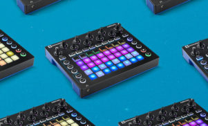 Novation Circuit 1.6 update adds panning and drum micro steps