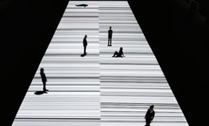Ryoji Ikeda premieres mind-bending new A/V artwork test pattern [N°12] at Store Studios