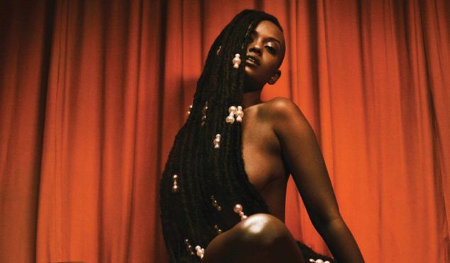 Listen to a new Kelela track, 'Frontline'