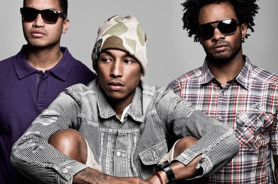 "N.E.R.D. tease return with mysterious ""No_One Ever Really Dies"" posters"