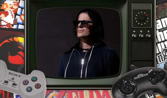 Level Up: Alessandro Cortini on a lifetime of gaming, from Maniac Mansion to DayZ