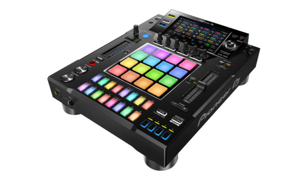 Pioneer DJ's latest piece of gear is a CDJ-sized standalone sampler