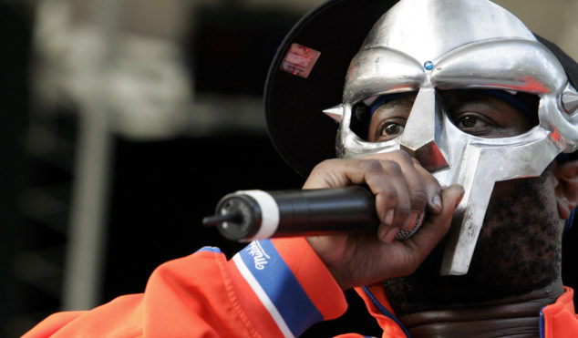 Listen to a new song by (MF) DOOM, remixed by Young Guru