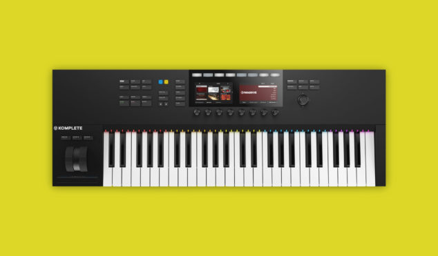 Komplete Kontrol MK2 review: A MIDI keyboard that keeps your eyes off the computer