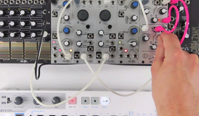 Make Noise turns its 0-Coast synth into two new Eurorack modules