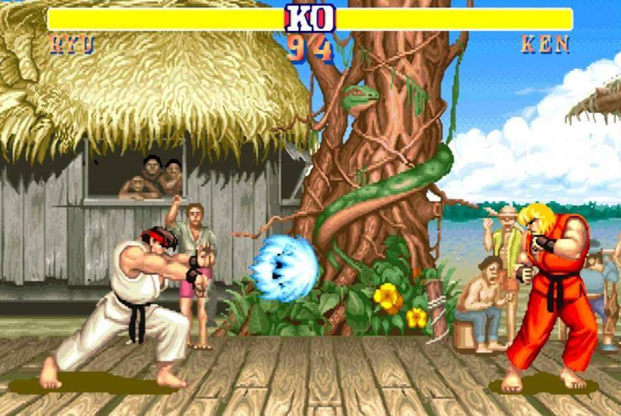 Hear Ryan Hemsworth, Knxwledge and more remix the Street Fighter II soundtrack