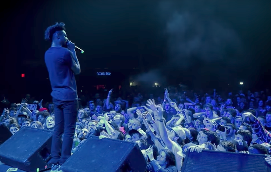 Watch the trailer for Danny Brown documentary Live At The Majestic